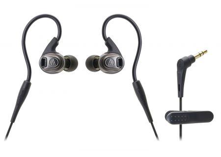 Audio-Technica - ATHSPORT3BK - Earbuds & In-Ear Headphones