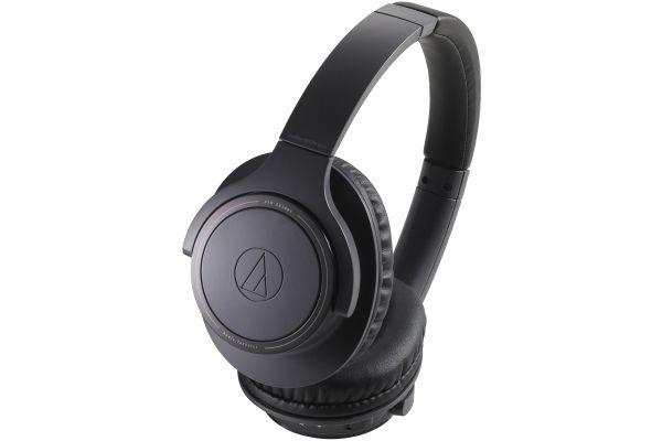 Audio-Technica Charcoal Gray Wireless Over-Ear Headphones - ATH-SR30BTBK