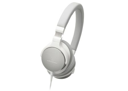 Audio-Technica - ATHSR5WH - On-Ear Headphones
