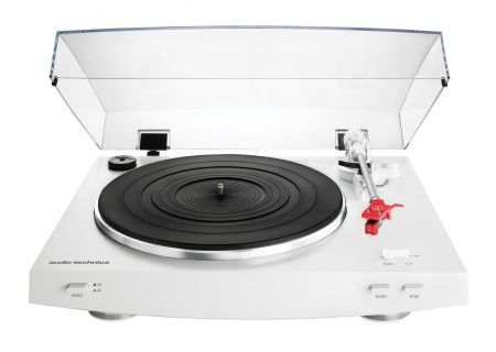 Audio-Technica - AT-LP3WH - Turntables
