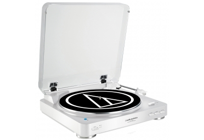 Audio Technica - ATLP60WHBT - Turntables