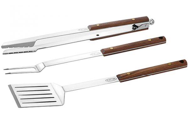 Large image of DCS 3-Piece Grilling Tool Set - ATS-CK3