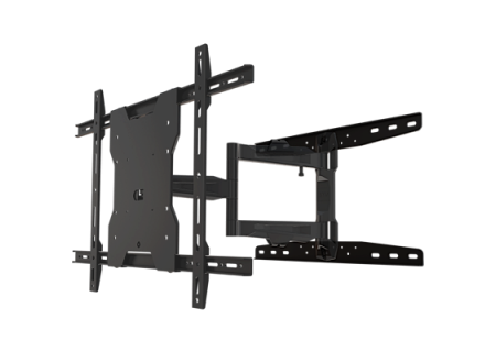 """Crimson Thinnest Articulating Arm Mount 13"""" to 65"""" Screens With Double Stud Wall Plate  - AU65WP20"""