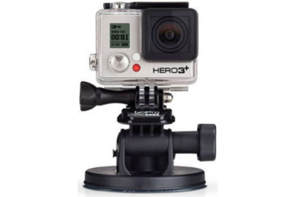 Large image of GoPro Suction Cup Mount - AUCMT-302