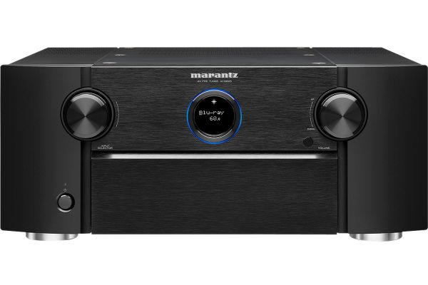 Marantz 13.2 Channel 4K Ultra HD Network AV Preamplifier - AV8805