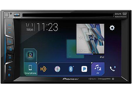 "Pioneer 6.2"" Multimedia Bluetooth DVD Receiver - AVH-1440NEX"