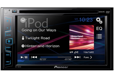 Pioneer - AVH-180DVD - Car Video