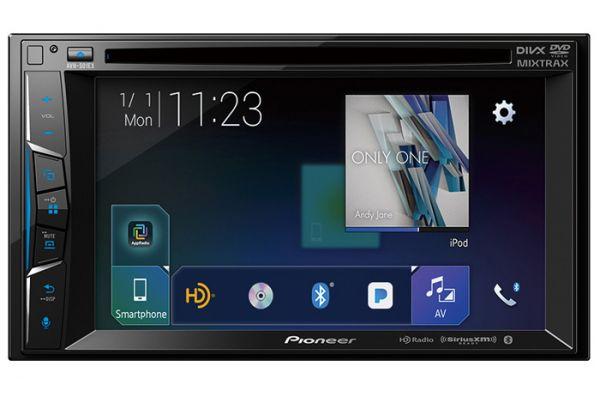 "Pioneer 6.2"" Multimedia DVD Receiver - AVH-501EX"