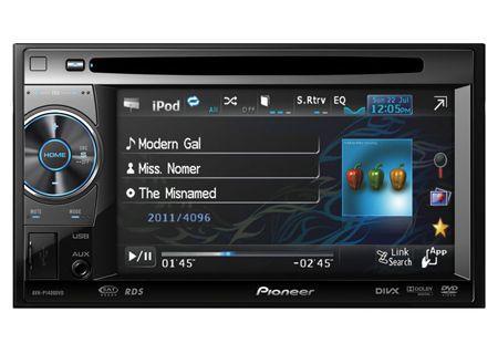 Pioneer - AVH-P1400DVD - Car Stereos - Double DIN