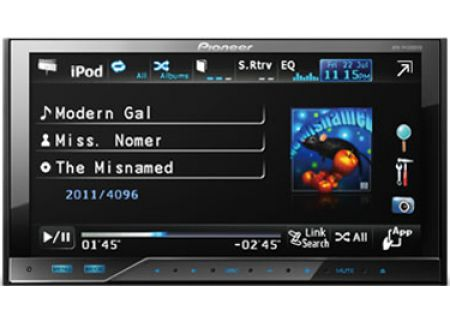 Pioneer - AVH-P4300DVD - Car Stereos - Double DIN
