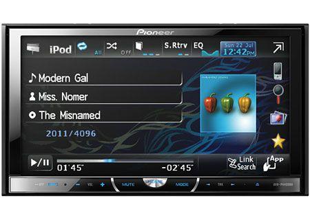 Pioneer - AVHP4400BH - Car Stereos - Double DIN