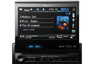 Pioneer - AVH-P6300BT - Car Stereos - Double DIN