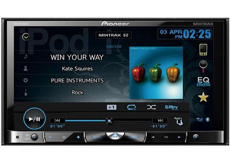 Pioneer - AVH-P8400BH - Car Stereos - Double DIN