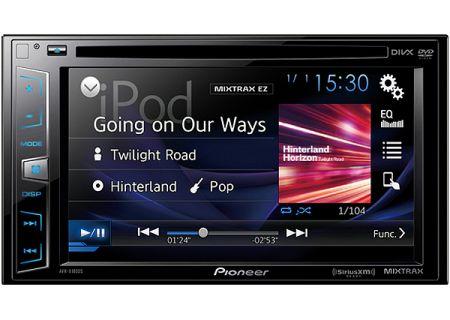 Pioneer - AVH-X1800S - Car Video