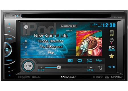 Pioneer - AVH-X3600BHS - Car Stereos - Double DIN