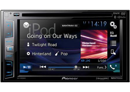 Pioneer - AVH-X3800BHS - Car Video