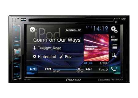 Pioneer - AVH-X390BS - Car Video