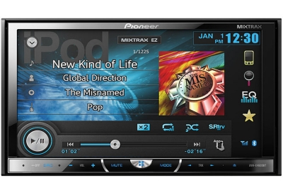 Pioneer - AVH-X4600BT - Car Stereos - Double Din