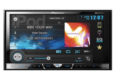 Pioneer - AVH-X5500BHS - Car Stereos - Double DIN