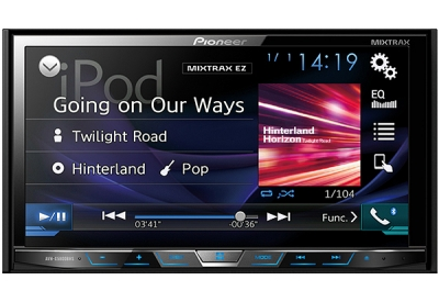 Pioneer - AVH-X5800BHS - Mobile Video