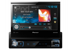 Pioneer - AVH-X6500DVD - Car Navigation and GPS