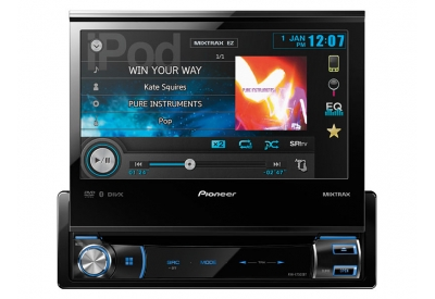 Pioneer - AVH-X7500BT - Car Stereos - Single Din