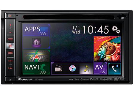 Pioneer - AVIC-5000NEX - Car Video