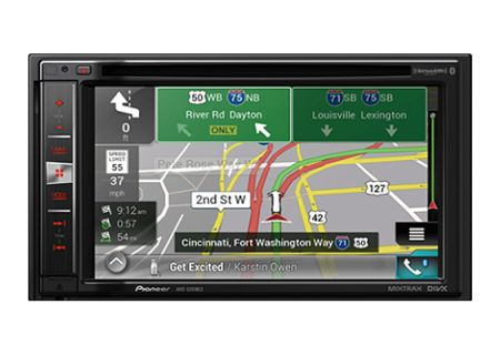 Pioneer - AVIC-5201NEX - Car Video