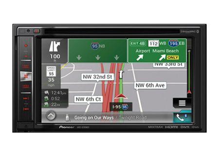 "Pioneer In-Dash 6.2"" Navigation AV Receiver - AVIC-6201NEX"