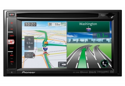 Pioneer - AVIC-X850BT - Car Stereos - Double DIN