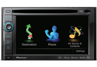 Pioneer - AVIC-X930BT - Car Stereos - Double Din
