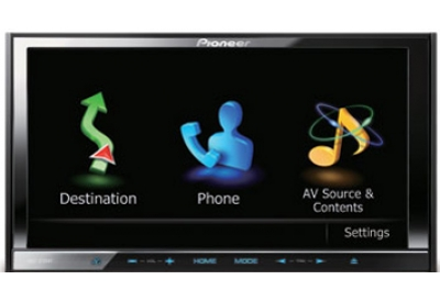 Pioneer - AVIC-Z130BT - Car Stereos - Double DIN