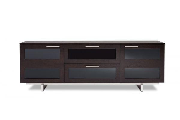 Large image of BDI Avion Series II Espresso TV Stand - AVION8927ESP