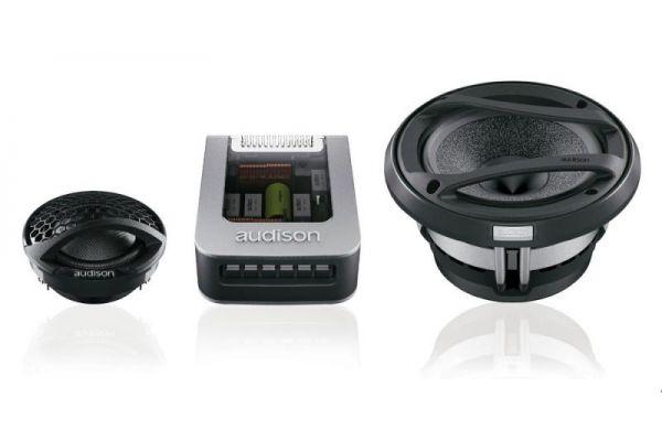 """Audison Voce 5.25"""" Two-Way Component Speaker System (Pair) - AV K5"""