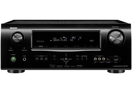 Denon - AVR-1911 - Audio Receivers