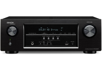 Denon - AVR-S500BT - Audio Receivers