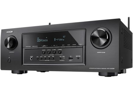 Denon - AVR-S920W - Audio Receivers
