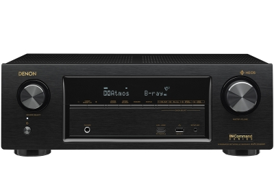 Denon - AVR-X1400H - Audio Receivers