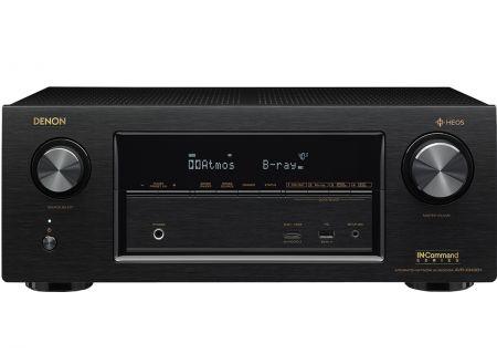 Denon - AVR-X2400H - Audio Receivers