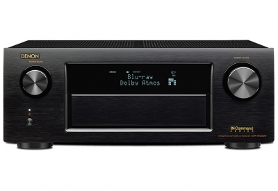 Denon 7.2 Channel Full 4K Ultra HD A/V Receiver With Bluetooth And Wi-Fi - AVR-X4200W