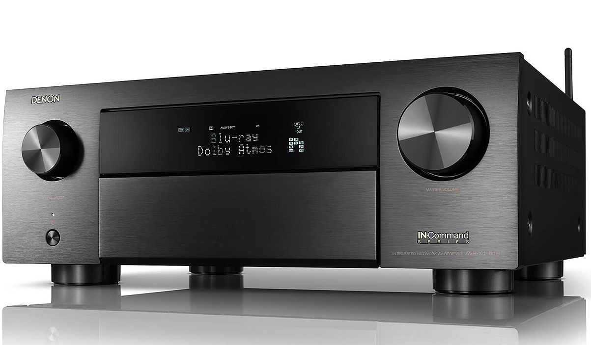 Denon 9 2 Channel AV Receiver