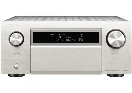 Denon - AVR-X8500HSIL - Audio Receivers