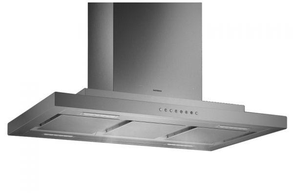"Large image of Gaggenau 36"" Stainless Steel 200 Series Wall Hood  - AW230790"
