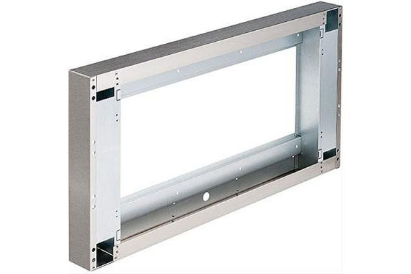 """Large image of Best Stainless Steel 3"""" Wall Extension - AWWPD348SB"""