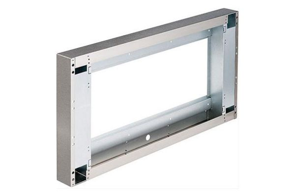 """Large image of Best Stainless Steel 3"""" Wall Extension - AWWPD360SB"""