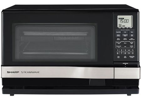 Sharp - AX-1100S - Microwaves