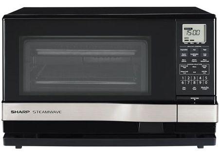 Sharp - AX-1100S - Countertop Microwaves