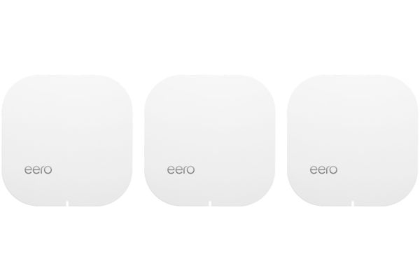 eero 3-Pack Pro 2nd Generation Mesh Wi-Fi System - B010301