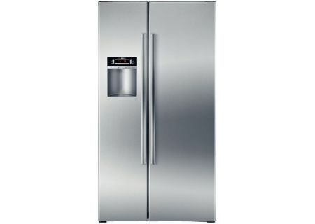 Bosch - B22CS30SNS - Side-by-Side Refrigerators