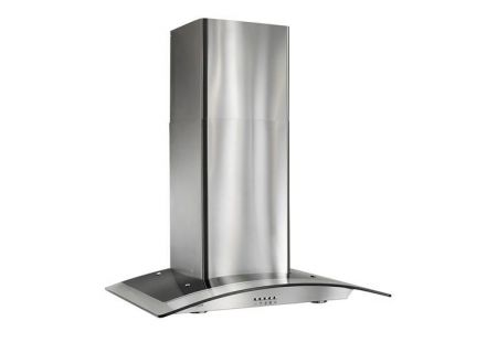 "Broan Arched 30"" Stainless Wall Mount Chimney Range Hood - B5630SS"